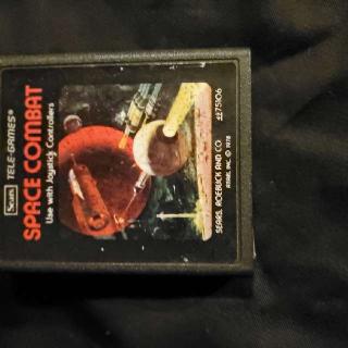 Atari Space Combat