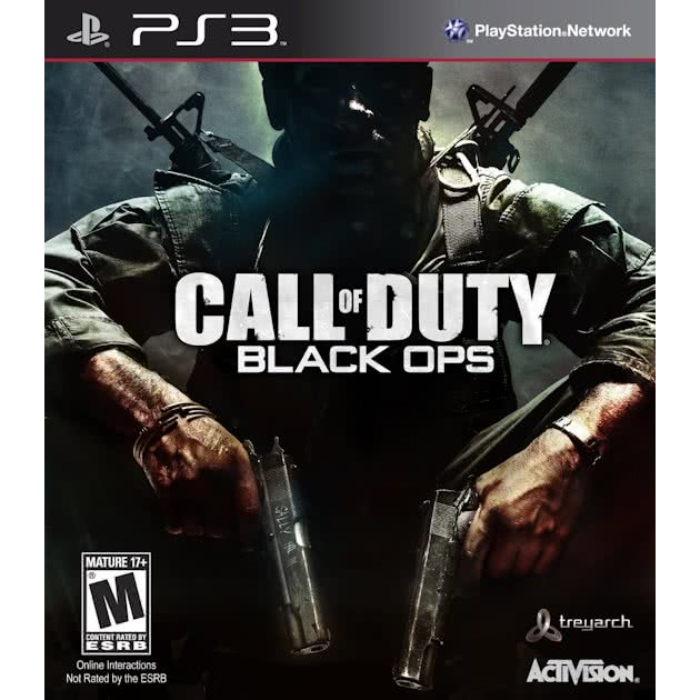 Call of Duty Black Ops Digital Download Code for Playstation 3 PS3