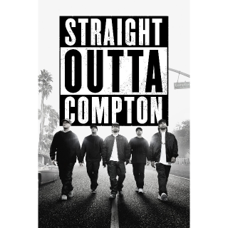 Straight Outta Compton - Code for Digital Download - Instant Delivery