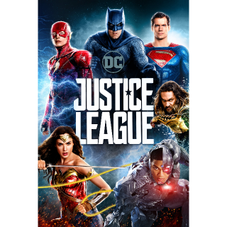 Justice League - HD - INSTANT DELIVERY
