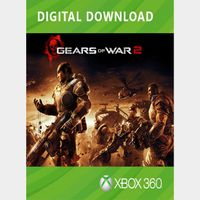 Code to download the game Gears of War 2 for Xbox One or Xbox 360