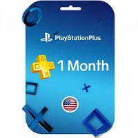 Playstation Plus 30 Day Trial Key (See description) - INSTANT DELIVERY