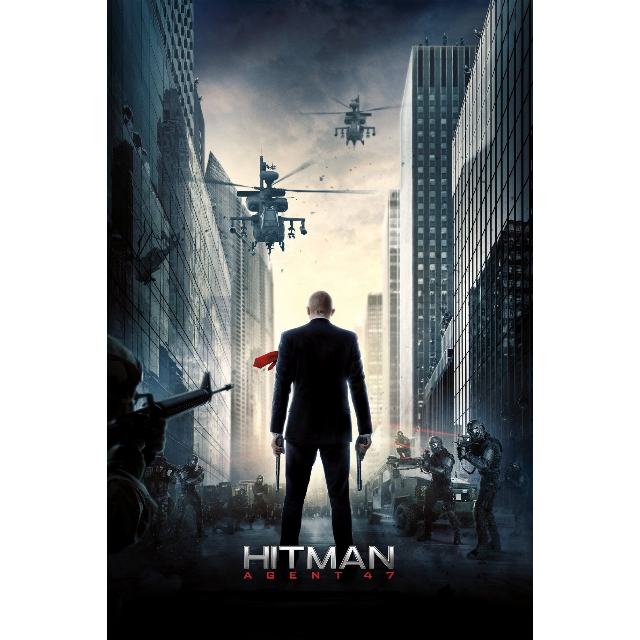 Hitman Agent 47 Hd Code For Movie Download Instant Delivery