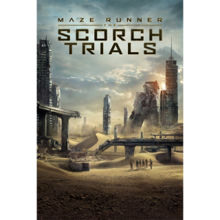 Maze Runner: The Scorch Trials - Instant Delivery