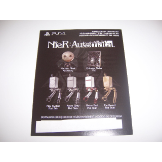 Nier Automata Game Add-on Download Code - Instant Delivery
