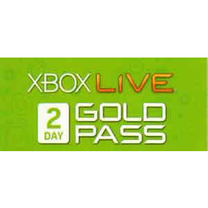 Xbox Live Code for 2 Day Trial - INSTANT DELIVERY