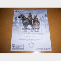 Dragon Warrior Pack Add on for: The Elder Scrolls Online PlayStation 4 - Instant Delivery