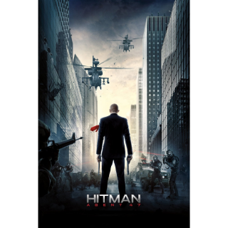 Hitman: Agent 47 - INSTANT DELIVERY