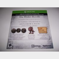 Elder Scrolls - Explorer's Pack Digital Code - Instant Delivery