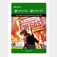 Code to download the game Rainbow Six Vegas - Instant Delivery