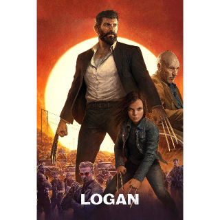 Logan - Digital HD Movie Download Code - Instant Delivery