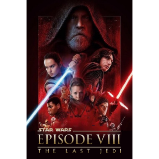 Star Wars: The Last Jedi - Instant Delivery