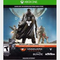 Destiny Vanguard Armory for Xbox One XB1 - Instant Delivery