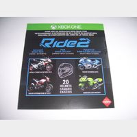 Ride 2 Add-on DLC for Xbox One - Exclusive Bonus Pack - Instant Delivery