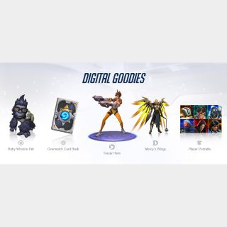 Overwatch Origins Edition Digital Goodies Baby Winston (Read Description) Add-on Code - Instant Delivery