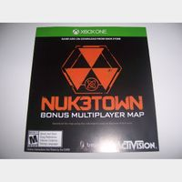 Call of Duty III 3 NukeTown Code for Bonus Multiplayer Map