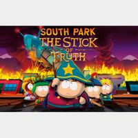5 x South Park The Stick of Truth Game Download for Xbox One - INSTANT DELIVERY