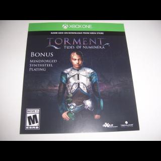 Torment Tides of Numenera Bonus DLC for Xbox One XB1