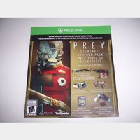 PREY Cosmonaut Shotgun Pack Day One DLC Add-On for Xbox One X1 - Instant Delivery