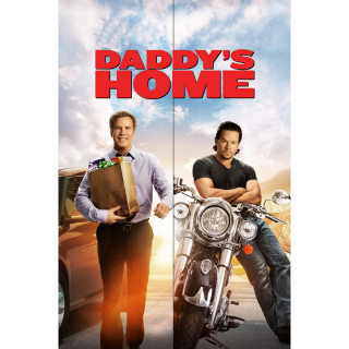 Daddy's Home - INSTANT DELIVERY - iTunes - Vudu - Fandango