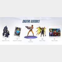 Overwatch Origins Edition Digital Goodies Baby Winston (Read Description) Add-on Code - Instant Delivery
