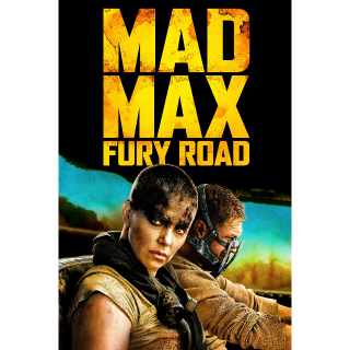 Mad Max: Fury Road - Instant Delivery