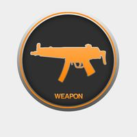 Weapon   B 25 25 Laser Rifle