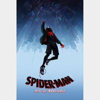 4K UHD Spider-Man: Into the Spider-Verse - MoviesAnywhere