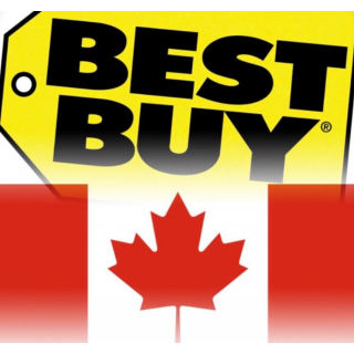 $25.00 Best Buy CANADA e-Gift card (Instant Delivery)