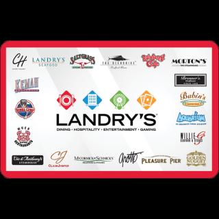 $400.00 Landry's % HOT SALE %