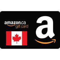 $50.00 Amazon CANADA e-Gift Card (Instant Delivery)