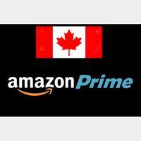 1 Year CANADA Amazon Prime Code CDN $ 79.00 / year