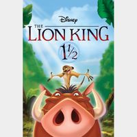 The Lion King 1½ HD GP Digital Code