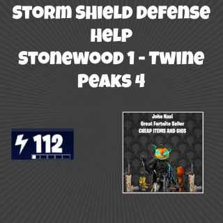 I will help you with storm shield defenses