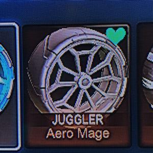 Aero Mage   Black