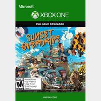 Sunset Overdrive (Xbox One) Xbox Live Key UNITED STATES
