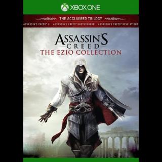 Assassin's Creed - Ezio Trilogy (Xbox One) Xbox Live Key UNITED STATES