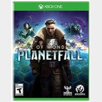 Age of Wonders: Planetfall Xbox Live Key Xbox One UNITED STATES