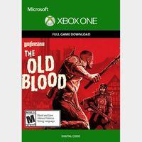 Wolfenstein: The Old Blood (Xbox One) Xbox Live Key UNITED STATES