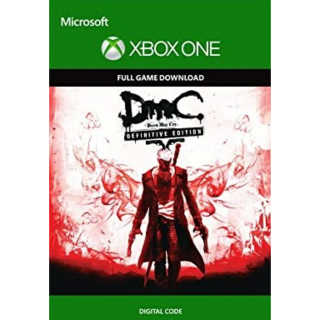 DmC Devil May Cry: Definitive Edition (Xbox One) Xbox Live Key UNITED STATES