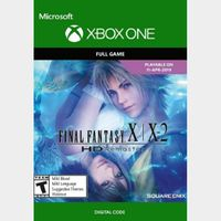 Final Fantasy X/X-2 HD Remaster (Xbox One) Xbox Live Key UNITED STATES