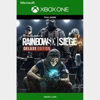 Tom Clancy's Rainbow Six: Siege (Deluxe Edition) (Xbox One) Xbox Live Key UNITED STATES