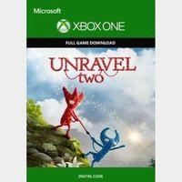 Unravel Two (Xbox One) Xbox Live Key UNITED STATES