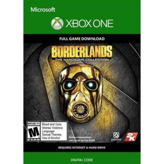 Borderlands: The Handsome Collection (Xbox One) Xbox Live Key UNITED STATES