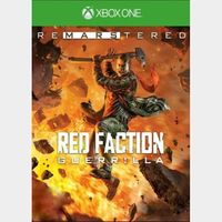 Red Faction: Guerrilla Re-Mars-tered (Xbox One) Xbox Live Key UNITED STATES