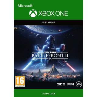 Star Wars: Battlefront II (Xbox One) Xbox Live Key UNITED STATES