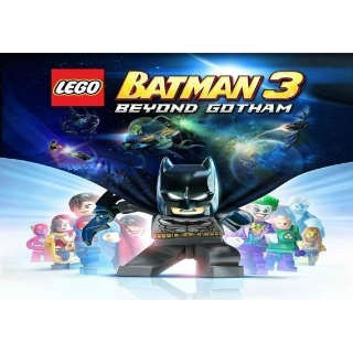 LEGO: Batman 3 - Beyond Gotham US Xbox live CD Key