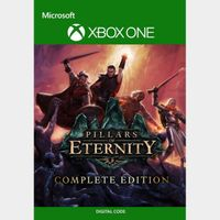 Pillars of Eternity: Complete Edition (Xbox One) Xbox Live Key UNITED STATES