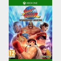 Street Fighter 30th Anniversary Collection (Xbox One) Xbox Live Key UNITED STATES