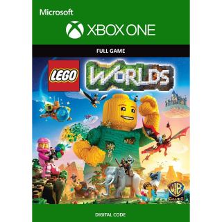 LEGO Worlds (Xbox One) Xbox Live Key UNITED STATES